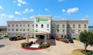 Holiday Inn North Exterior